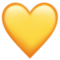 :hearts/yellow-heart: